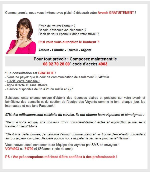 consultation gratuite